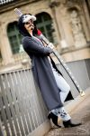Incognito | Trafalgar Law [Dressrosa Arc] VI by The-Ly