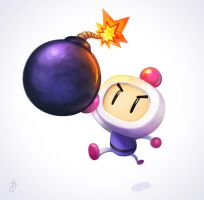 Bomberman by Air-Pirate-Bunny