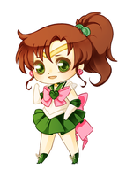 Sailor Jupiter by mjoyart