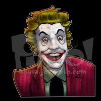 The Joker! by jonpinto