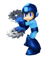 Megaman by DillanMurillo