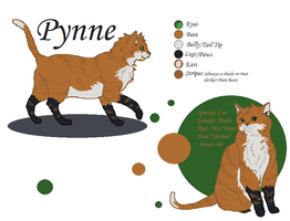 Reference Pynne by emurakawa