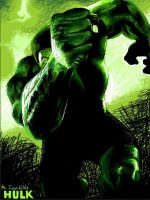Incredible Hulk by Fallingfreely
