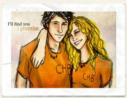 Percy Annabeth - I'll Find You by Elwy