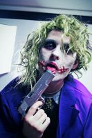 The Joker by AddeG