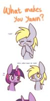 what makes me yawn? by joycall3