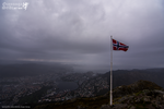 Storm over Bergen by GinnungaSeidr