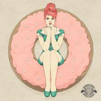 Norfolk Donut Supply Company by stuntkid