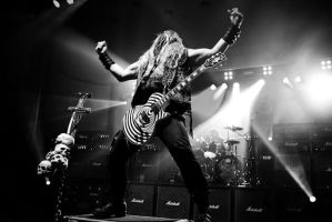 Black Label Society by GIVEthemHORNS
