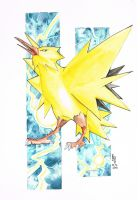 Zapdos by ravenoath