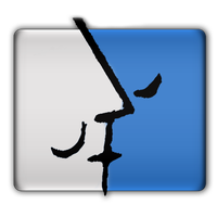 Original Finder icon by Picasso by janosch500