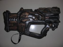Steampunk Nerf Firefly B by Neo-Creations