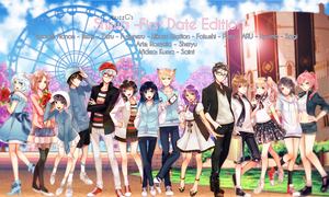 SHIWA First Date Edition by Raeyxia