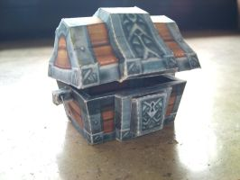 World of Warcraft Chest by EdMcSmoke