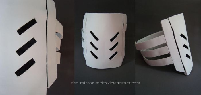 Kensei's Mask by the-mirror-melts