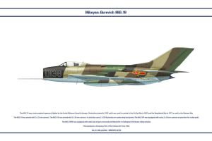 MiG-19 China 4 by WS-Clave