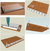 DIY: Paper Drill Guide Tool1 by Marenne