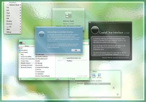 CrystalClear Interface 2.2: 1 by marsmuse