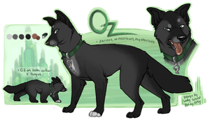 Oz by Artsywolven