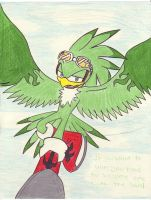 Jet the hawk by Dolltwins