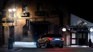 Range Rover Sport by RogueEight-Six