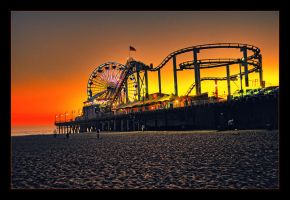 Santa Monica by sublogic