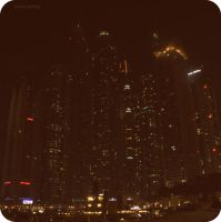 Dubai night II by lostknightkg