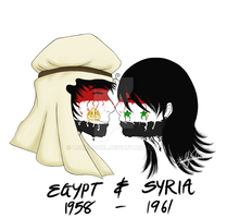 United Arab Republic by LoMbIeGuRl