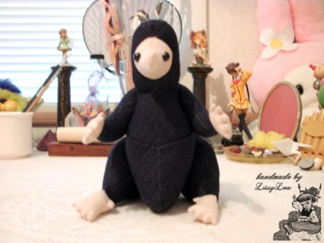 Niffler (inspired by the Harry Potter Series) #2 by handmadebylissylou