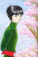 Rock Lee by devilkitten1
