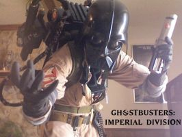 Ghostbusters Imperial Division by DoctorRhodes