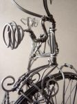 bicycle detail 2 by anatolto