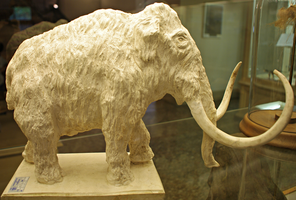 Statuette of a mammoth by Lynus-the-Porcupine