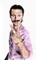 Francis Begbie :Color: by FortyThreePercent