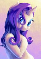 Rarity Month by Dahtamnay