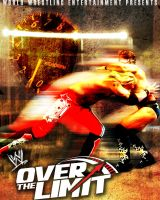 WWE Over the Limit poster by MurderedMuffins
