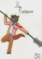 R Redgrave by Zs99