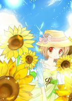 summer days by temiji