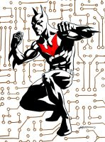 Batman Beyond by BrianAtkins