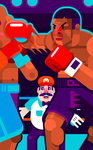Punch Out!! by Helbetico