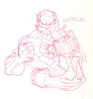 Lastion WIP by joekey