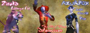 Banner sig for WoW by Yamicat