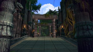 Temple of Dagon 2 by Lynniee