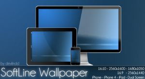 SoftLine Wallpaper by devlindd