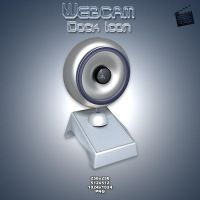 Webcam Dock Icon by AlperEsin
