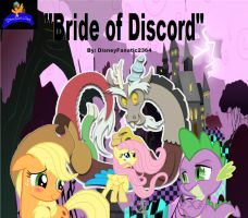 Bride of Discord poster by Lazbro64