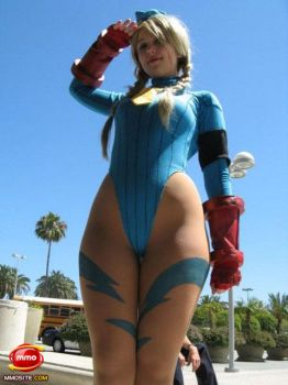 Cammy Cosplay Ikuy 38 by TheUnbeholden