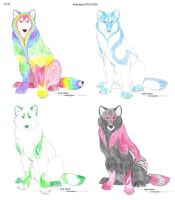 canines 2 -open- points or paypal by adoptsmadefuryou
