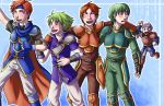 FE SS Roy's Boys by chibipirate