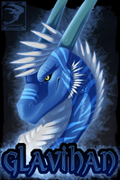 Badge Comish - Glavihan by TwilightSaint